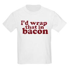 Unique I love bacon T-Shirt