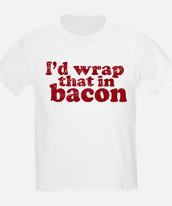 Cute Bacon is meat candy T-Shirt