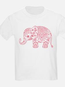 Unique Paisley T-Shirt