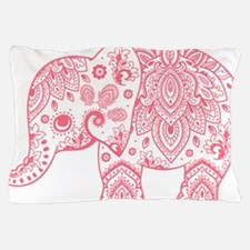 Cute Cute elephant Pillow Case