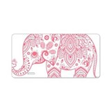 Vintage elephant License Plates