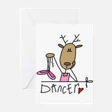 Cute Reindeer Greeting Cards (Pk of 20)