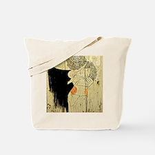 Cute Klimt the kiss Tote Bag