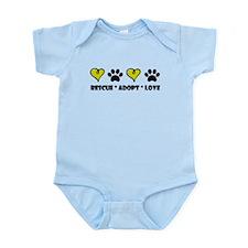 Rescue * Adopt * Love Body Suit