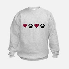 Love Pets Sweatshirt