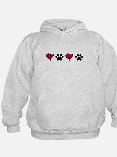 Love Pets Hoodie