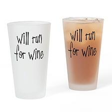s_willrunforwine3.png Drinking Glass