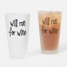 s_willrunforwine3.png Drinking Glass