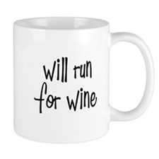 s_willrunforwine3 Mugs