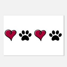 Love Pets Postcards (Package of 8)
