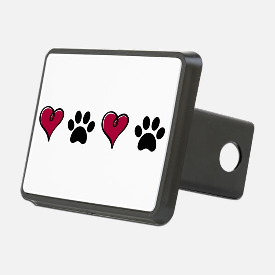 Love Pets Hitch Cover
