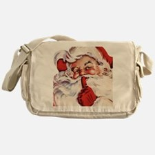 Santa20151105 Messenger Bag