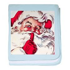 Santa20151107 baby blanket