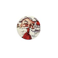 Santa20151107 Mini Button (100 pack)