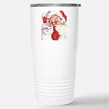 Santa20151106 Stainless Steel Travel Mug