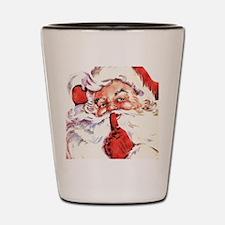 Santa20151106 Shot Glass
