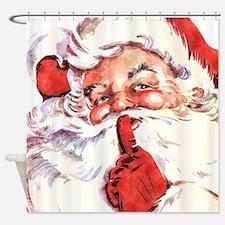 Santa20151106 Shower Curtain