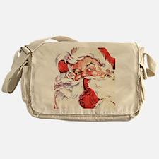 Santa20151106 Messenger Bag