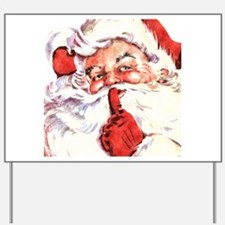 Santa20151106 Yard Sign