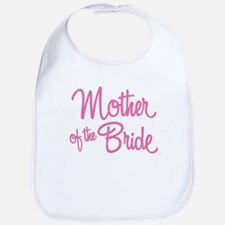 Mother of the Bride Bib