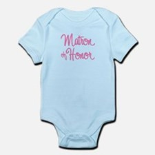 Matron of Honor Body Suit