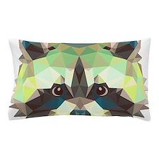 Racoon Pillow Case