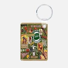Football Keychains Keychains
