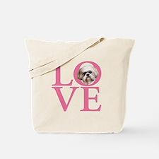 Shih Tzu Love - Tote Bag