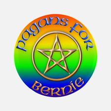 Cute Pagan pride Button