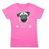 Pug Girls Tees