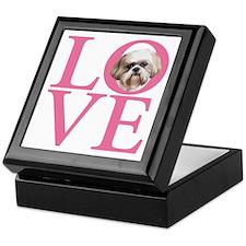 Shih Tzu Love - Keepsake Box