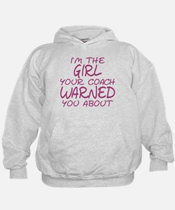 Cute Sports cheerleading Hoodie
