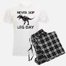 Never Skip Leg Day Pajamas