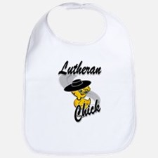 Lutheran Chick #4 Bib