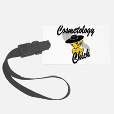 Cosmetology Chick #4 Luggage Tag