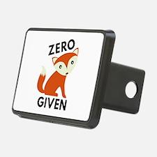Zero Fox Given Hitch Cover