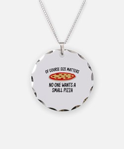 Of Course Size Matters Necklace