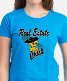 Real Estate Chick #4 Tee