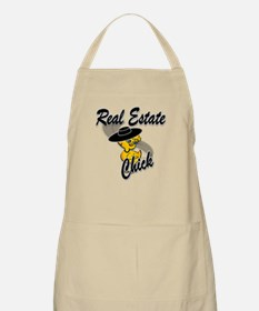 Real Estate Chick #4 Apron