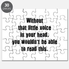 Little Voice In Your Head Puzzle