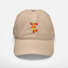 Kayaking Chick #5 Baseball Baseball Cap