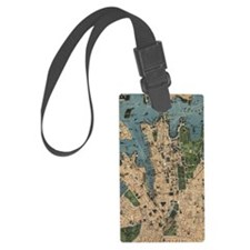 Cute Moving Luggage Tag