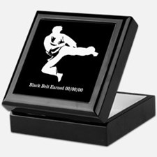 Black Belt Keepsake Box