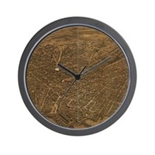 Cute New haven Wall Clock