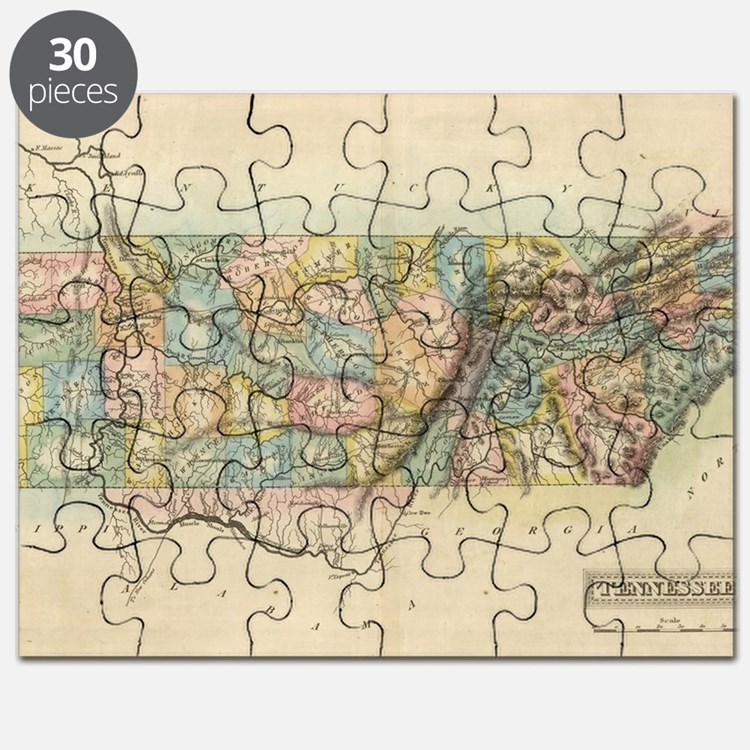 Cute Tennessee Puzzle
