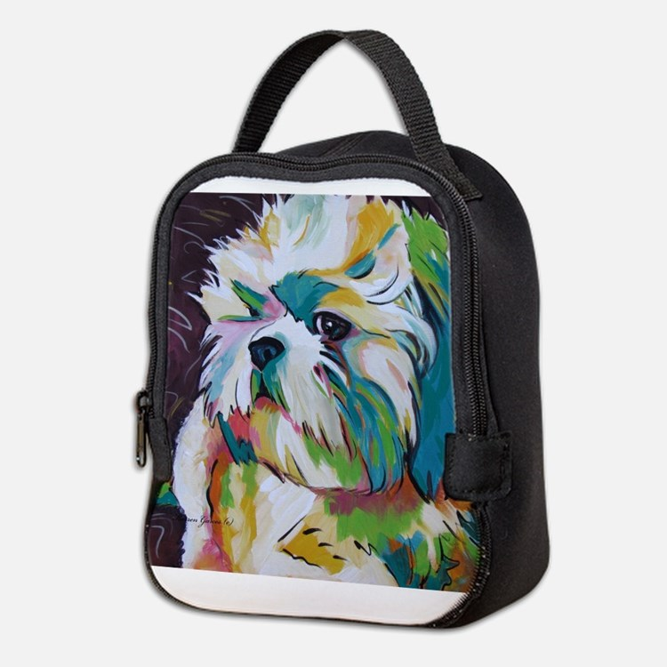 Shih Tzu - Grady Neoprene Lunch Bag