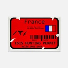 Isis Hunting Permit Magnets