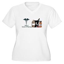 Pharmacist Plus Size T-Shirt