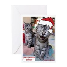 Cancel Christmas, Pooches Greeting Card