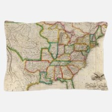 Us history Pillow Case